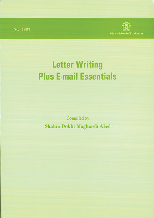 Letter Writing Plus E-mail Essentials